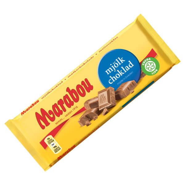 billig marabou choklad